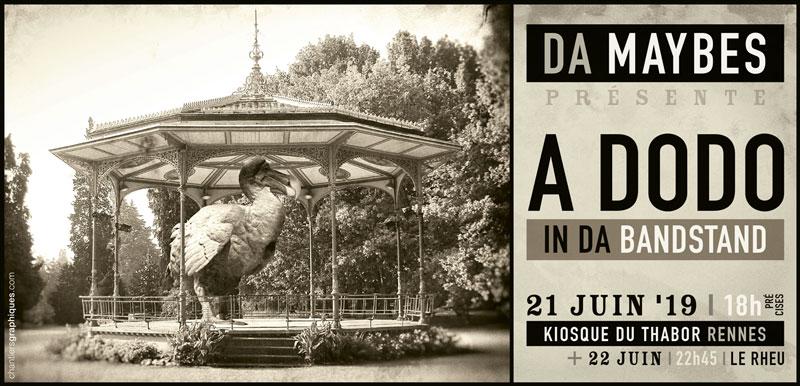 Concert @ Parc du Thabor - Rennes - © chantiersgraphiques.com